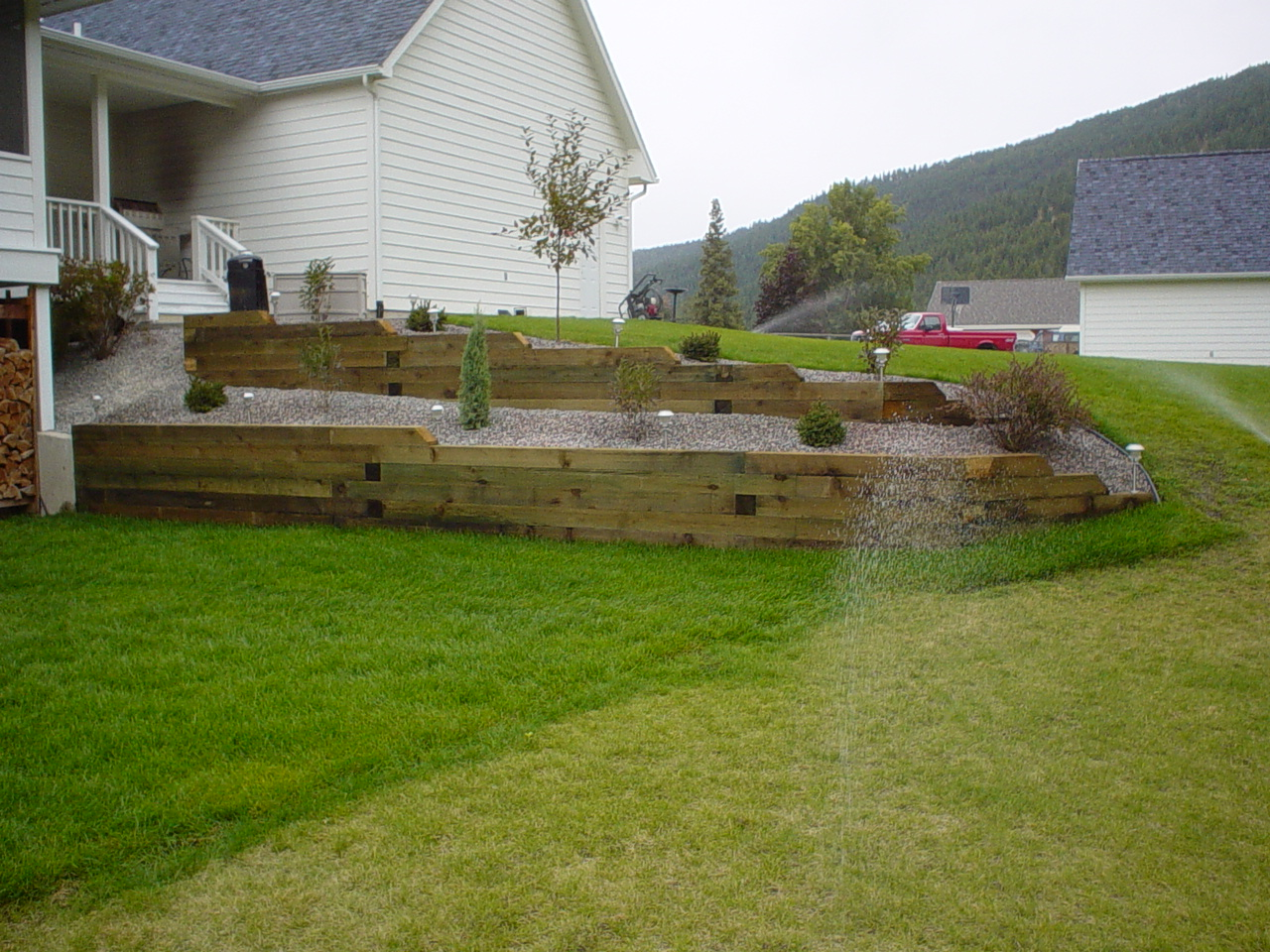 Sticks and stones gardens and landscape missoula mt for Sticks and stones landscaping